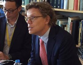 Đại sứ Thụy Điển mong chờ Diễn đàn Internet đầu tiên tại Việt Nam