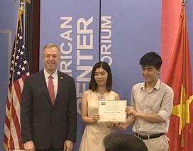 Nguyên Đại sứ Mỹ Ted Osius làm Phó Chủ tịch ĐH Fulbright Việt Nam