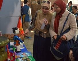 Việt Nam tham gia Lễ hội Văn hóa đa Quốc gia Sakia tại Ai Cập