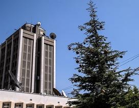 Đại sứ quán Nga tại Syria liên tiếp trúng đạn cối