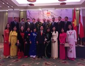 Lễ kỷ niệm 72 năm Quốc khánh Việt Nam tại Ba Lan