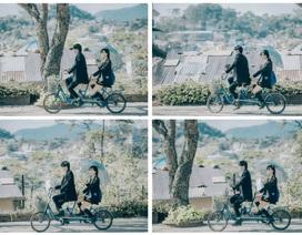 Ngỡ ngàng bộ ảnh tại Đà Lạt lãng mạn tựa phim Hàn