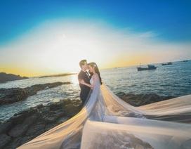 Rò rỉ ảnh cưới người đẹp đám cưới chục tỉ, xa hoa nhất nhì showbiz Việt