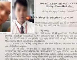 Nghi phạm dâm ô bé gái 8 tuổi ở Hà Nội bị khởi tố
