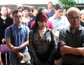 NSND Lan Hương - Tất Bình xúc động tiễn biệt nghệ sỹ Hoàng Thắng