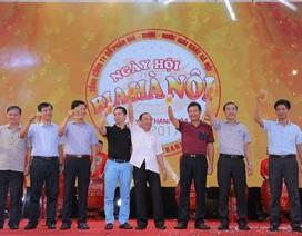 """Ngày hội Bia Hà Nội 2017: """"Chạm cốc dâng trào tiếng hô vang"""""""