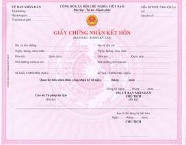 Bỏ quy định xuất trình giấy đăng ký kết hôn khi khai sinh cho con