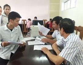 Mỗi thí sinh chỉ được điều chỉnh 1 lần trong đăng ký xét tuyển đại học