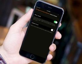 Cách kích hoạt chế độ Dark Mode trong iOS 11 trên iPhone, iPad