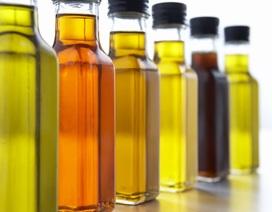 Mỗi loại dầu một cách dùng