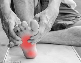 Những lý do thực sự gây đau bàn chân
