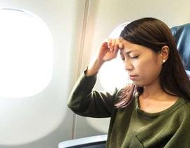 Đau đầu khi đi máy bay - nguyên nhân và cách phòng ngừa