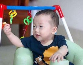 Bé trai sinh ra từ người mẹ ung thư nhường sự sống cho con đã tròn 1 tuổi