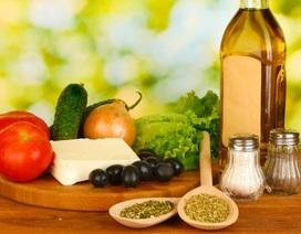 Chất dinh dưỡng trong dầu ô-liu có thể phòng ung thư não