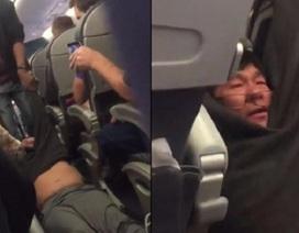 Sa thải nhân viên lôi ông David Dao khỏi máy bay