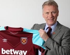 David Moyes chính thức trở lại Premier League