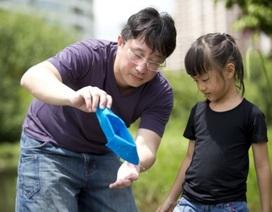 11 nguyên tắc vàng dạy con lứa tuổi mầm non, tiểu học