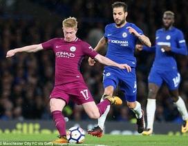 Chấm điểm trận Chelsea - Man City: Điểm sáng De Bruyne