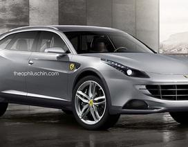 Ferrari vẫn nói không với xe SUV?