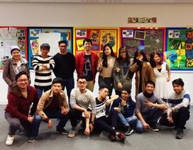 Vietnight 10 - Đêm nhạc từ thiện của các du học sinh Anh
