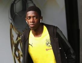 """Dembele """"nổi loạn"""" đòi tới Barcelona, Dortmund vẫn cứng rắn"""