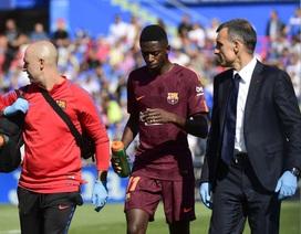 Barcelona mất tân binh trị giá 150 triệu euro tới hết năm