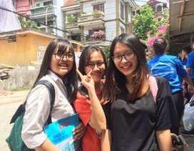 Đại học Quốc gia Hà Nội công bố điểm chuẩn năm 2017