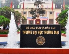 Trường ĐH Thương Mại tặng học bổng 15 triệu đồng/suất cho tất cả sinh viên 3 huyện vùng lũ