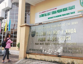 Trường ĐH Y khoa Phạm Ngọc Thạch dự kiến sẽ tiếp tục tuyển sinh trong cả nước