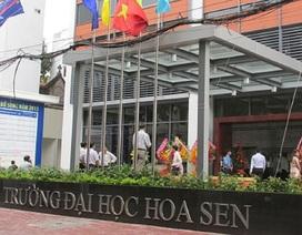 Lãnh đạo cũ ĐH Hoa Sen kiện UBND TPHCM