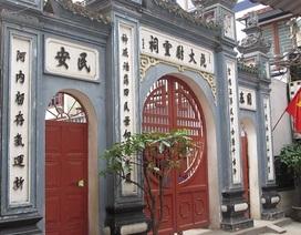 Thêm 3 di tích trên địa bàn Hà Nội được xếp hạng