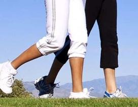 Người đi bộ hơn 3km/ngày, đứng lâu quá 2 giờ dễ thoái hóa khớp gối