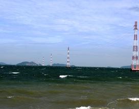 Kiên Giang: Điện lưới quốc gia vượt biển, thắp sáng xã đảo Hòn Nghệ