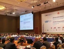 """Phó Thủ tướng: Ưu đãi lớn để vốn ngoại """"bắt tay"""" doanh nghiệp Việt"""