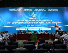 Huế, Đà Nẵng, Nha Trang là các trung tâm giao dịch quốc tế lớn