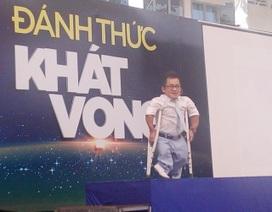 Diễn giả khuyết tật truyền thông điệp thành công đến học sinh THPT