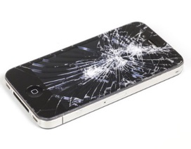 Vật liệu mới chống nứt - vỡ màn hình điện thoại