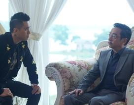 """Diễn viên Việt Anh: """"NSND Hoàng Dũng là bố tôi cả trên phim lẫn đời thực"""""""
