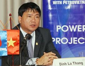 Cảnh cáo, cho thôi chức Uỷ viên Bộ Chính trị với ông Đinh La Thăng