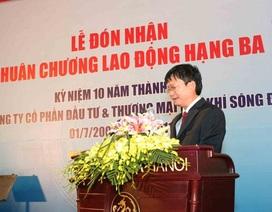 Mang vali tiền biếu Trịnh Xuân Thanh, em trai ông Đinh La Thăng bị truy tố