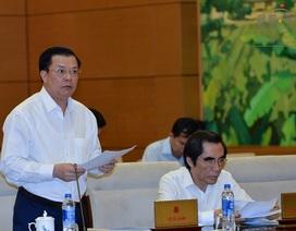 Tăng trưởng không đạt mục tiêu, sao vẫn báo cáo thu ngân sách cao?
