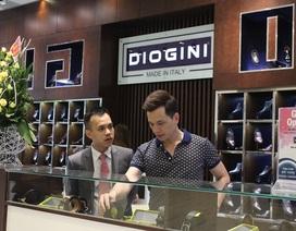 Tưng bừng khai trương showroom DIOGINI tại TTTM Artemis