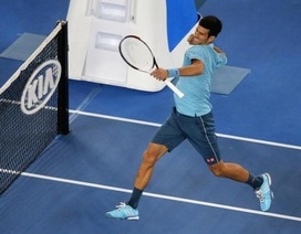 Djokovic lần thứ sáu liên tiếp thắng Verdasco