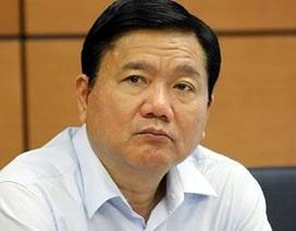 Đình chỉ sinh hoạt đảng với ông Đinh La Thăng