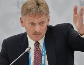 Điện Kremlin: Nga sẵn sàng cải thiện quan hệ với Mỹ bất chấp lệnh trừng phạt