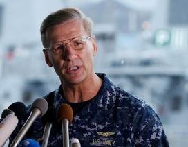 Mỹ sẽ sa thải chỉ huy Hạm đội 7 sau vụ tàu chiến bị đâm móp