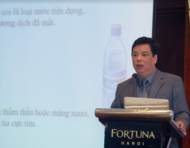 Chuyên gia khuyến nghị tăng cường đồ uống có nguồn gốc thiên nhiên