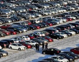 Lãng phí hàng tỷ USD mỗi năm cho việc tìm chỗ đỗ xe