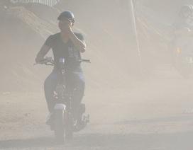 Người dân Hà Nội bức xúc về tình trạng ô nhiễm khói bụi
