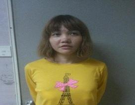 Đoàn Thị Hương nói bị lợi dụng trong vụ sát hại ông Kim Jong-nam